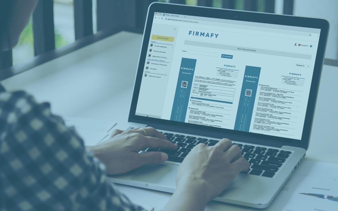 Firmafy-Auditoria del proceso