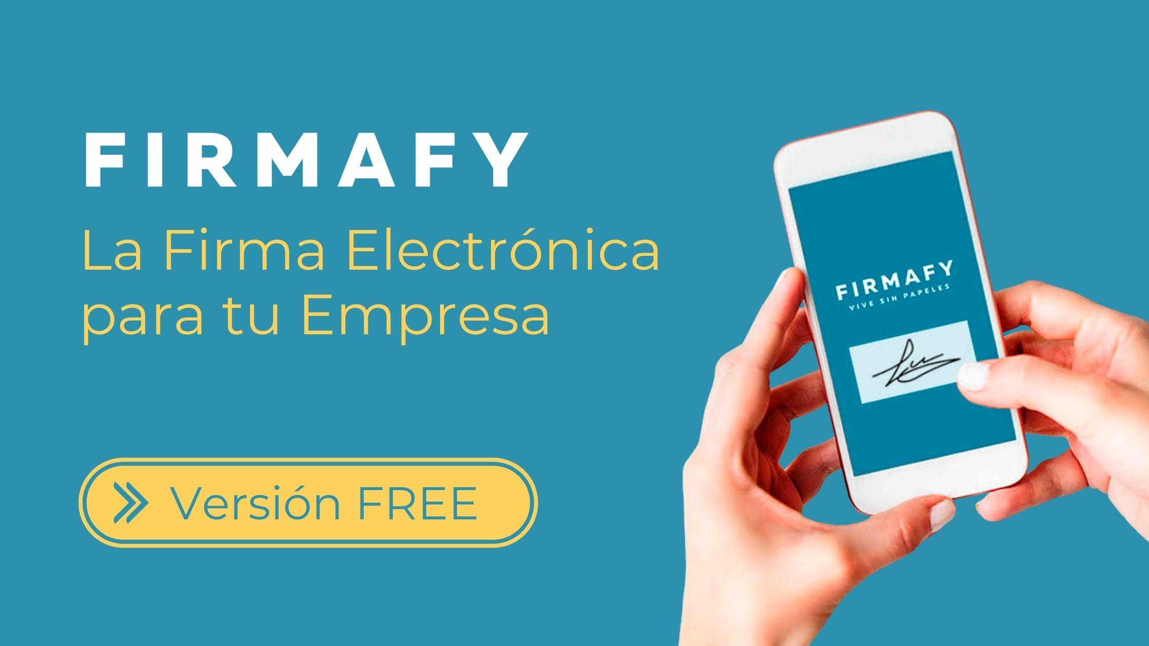 La firma electrónica para tu empresa