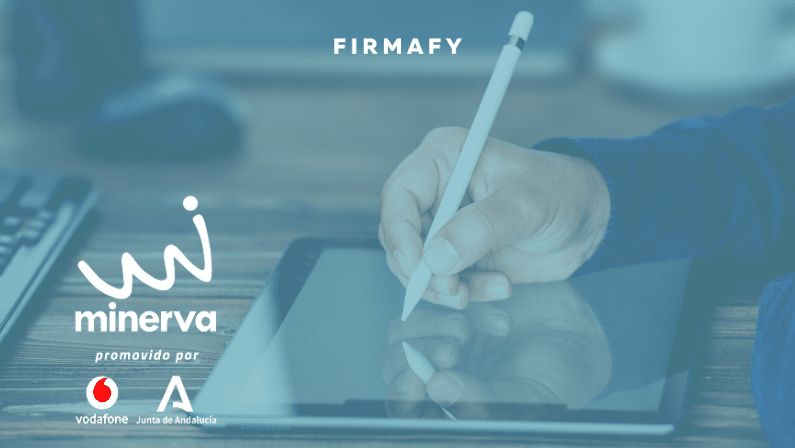 Firmafy seleccionado por el Programa Minerva de la Junta de Andalucía
