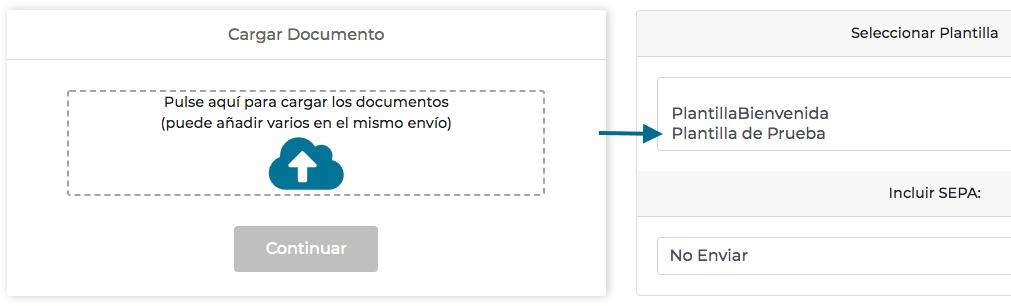 Cómo utilizar las plantillas de Firmafy