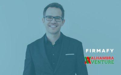 Firmafy seleccionado para Alhambra Venture 2021