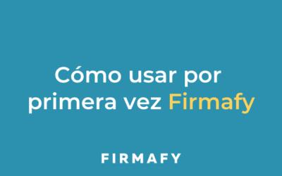 Cómo firmar online contratos con validez legal con Firmafy